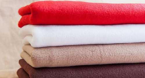 орнаментированные изделия: материал и техника цветная ткань и сукно