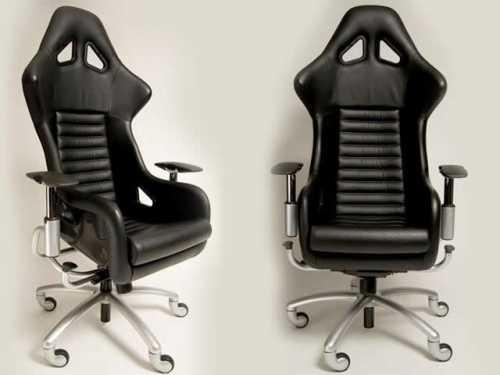 проседает офисное кресло ремонтируем сами за 2 минуты