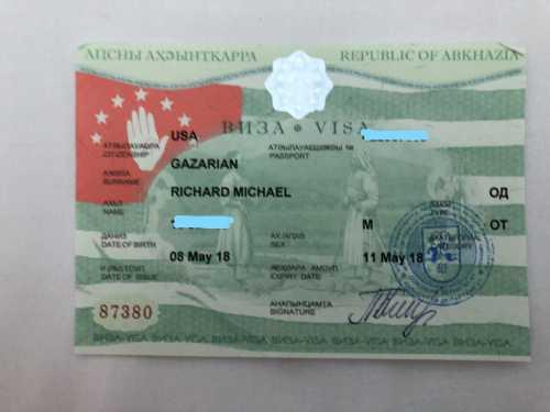 нужна ли виза и загранпаспорт в армению для россиян в 2019 году